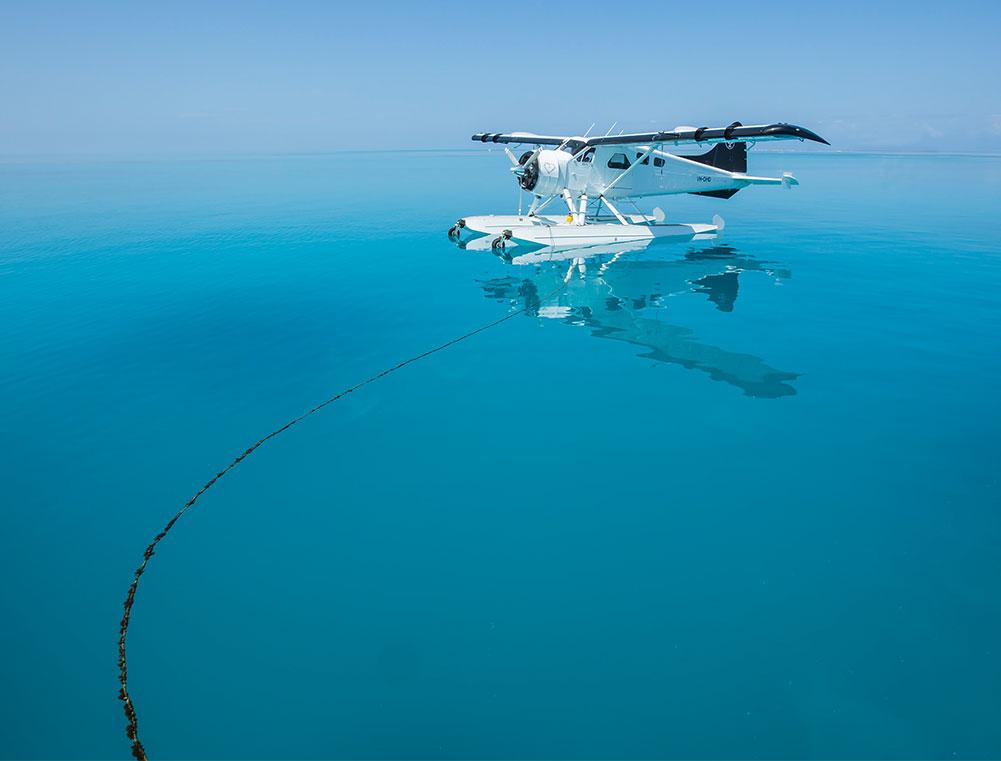 Hamilton Island Air and Helireef