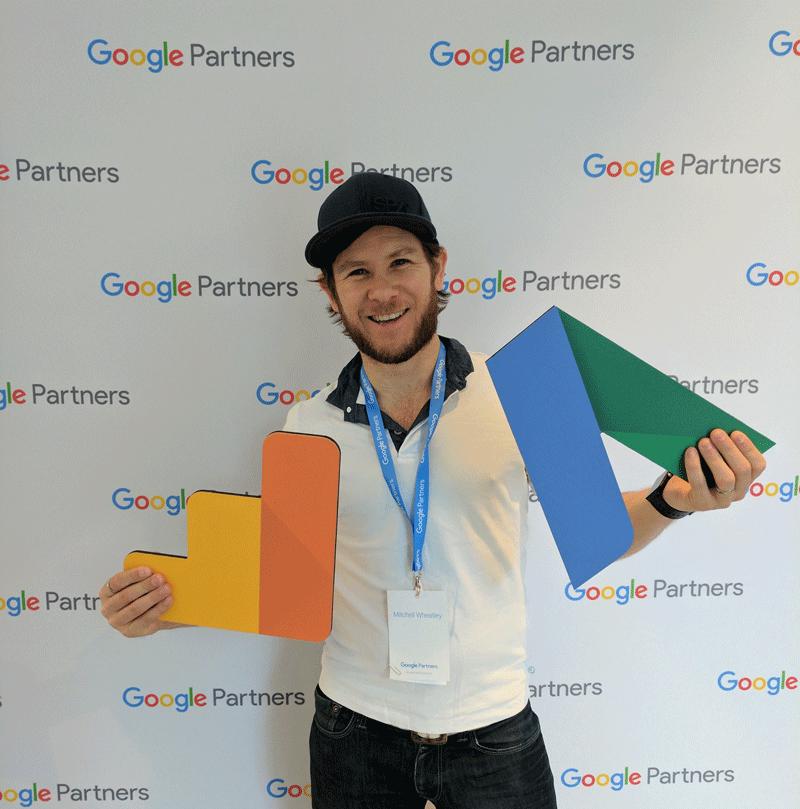Mitch Wheatley - digital marketing specialist at em-creative - google guru