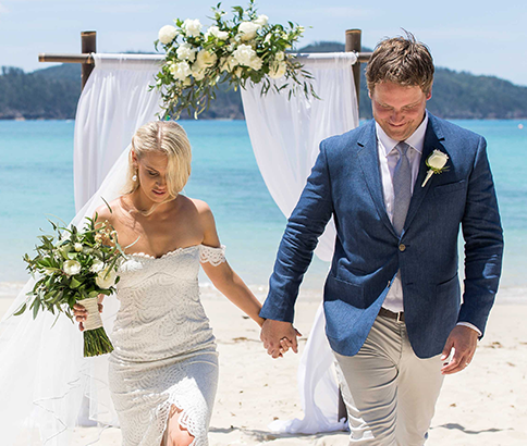 Hamilton Island Weddings