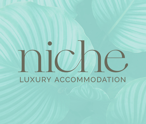 Luxury Accommodation Rebrand
